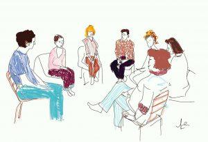 dessin philo Fabienne